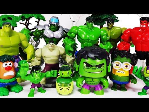 Avengers, Hulk Assemble! Go~! Spider-Man, Thor, Iron Man, Captain America