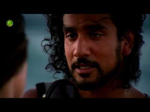 Остаться в живых(Lost)Саид уходит с пляжа видео