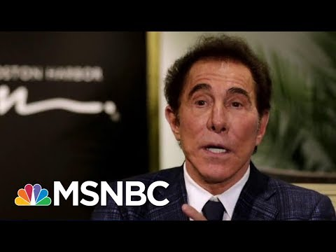 Steve Wynn's Resignation Hovers Over Republican Party | Velshi & Ruhle | MSNBC