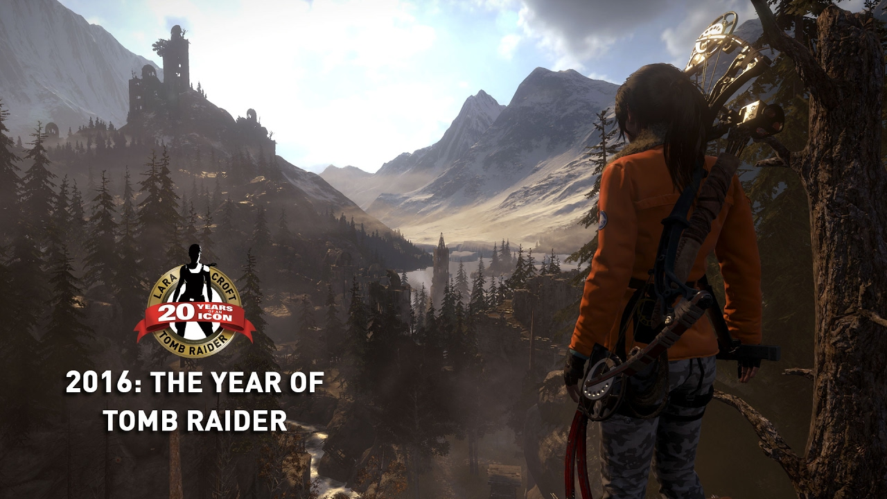 Rise of the Tomb Raider - The Year of Tomb Raider