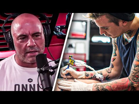 What To Do When Your Tattoo Artist Watches Too Much Joe Rogan