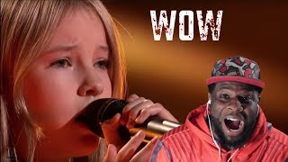 Daneliya Dazzles With 'Rise Up'   The World's Best Audition | Reaction