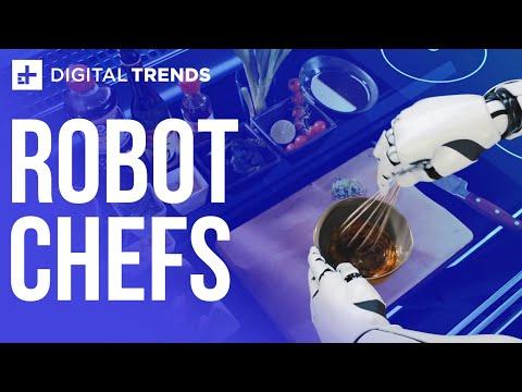 Future of food is Robotics