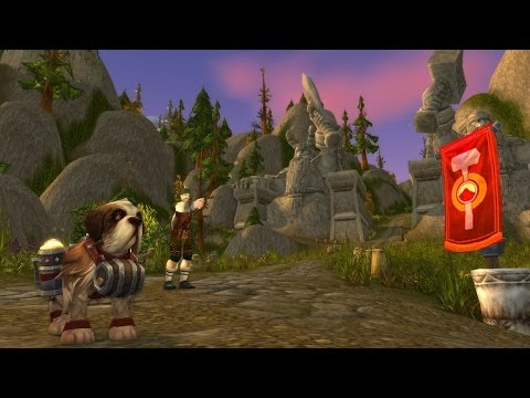 World Of Warcraft 174 In Game Pet Alterac Brew Pup