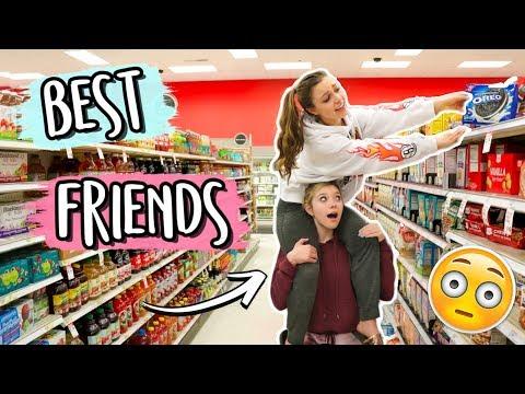 Weird Things ALL Best Friends Do!! Ft. Sasha Morga!