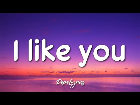 Chris Scholar - I like you (Lyrics) 🎵