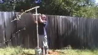 DIY Well Drilling