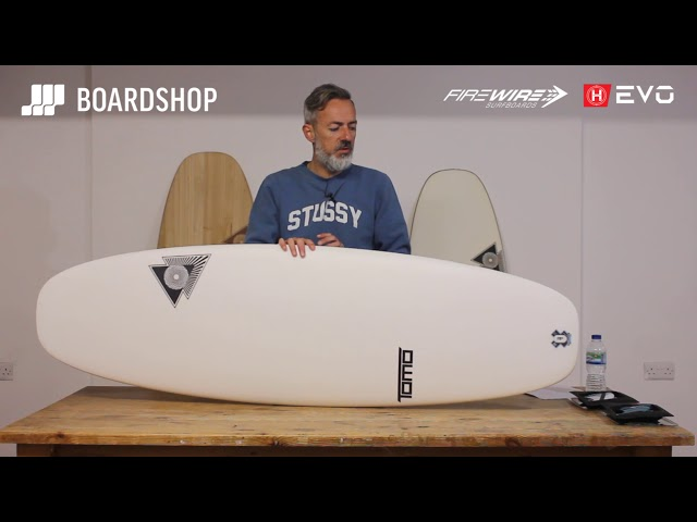 Firewire Helium Evo Surfboard Review