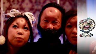 Japan's Bizarre Body Modification Trend: Bagelheads - Video Youtube