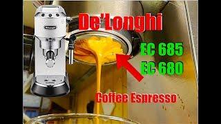 Delonghi EC 680 685 New Filter Element For Espresso