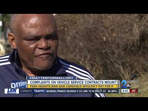 , title : 'Driver who relied on extended car warranty says company refused to pay for repairs
