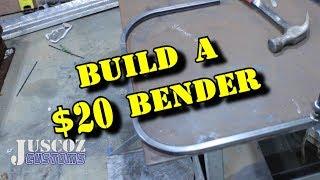 build a $20 bender