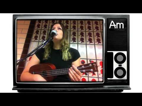 Lana Del Ray Video Games Ukulele Tutorial