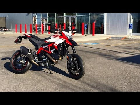 So I bought another Hyper. 2015 Ducati Hypermotard SP Review + First Ride