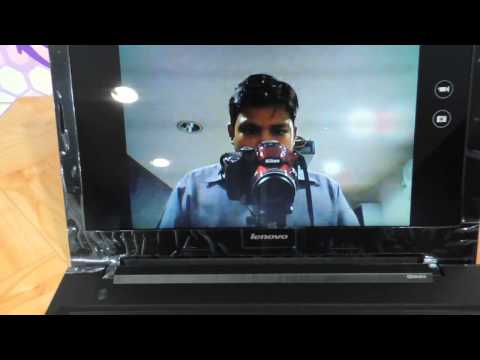 Lenovo Essential G50 30 g50 70 review first look webcam speakers tested unboxing look and feel in hd
