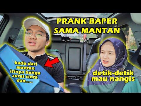 PRANK BAPER SAMA MANTAN DI DEPAN PACAR! FATAL BRO :(