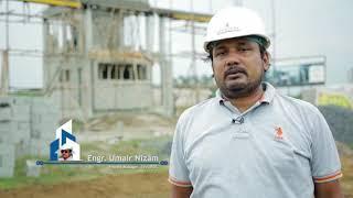 preview picture of video 'Lastest Development on Lekkivale Estate beside Lekki International Airport'