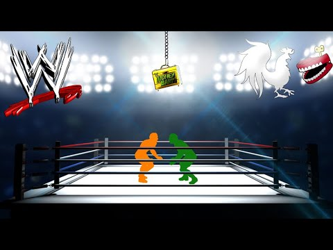 Rooster Teeth Family WWE 2K16 Tournament