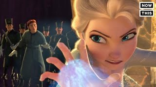 Elsa Was Originally Intended To Be The Villain In