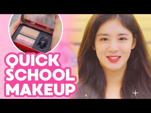 Back To School Makeup  [Things Women Just Know]  • ENG SUB • dingo kbeauty