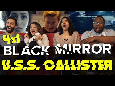 Black Mirror - 4x1 USS Callister - Group Reaction