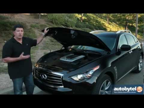 2013 Infiniti FX50 Video Review
