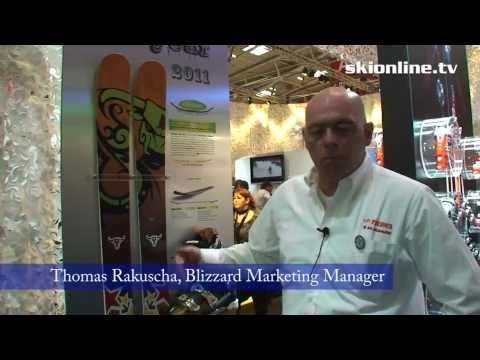Blizzard Cochise - European Ski of the Year 2011/12