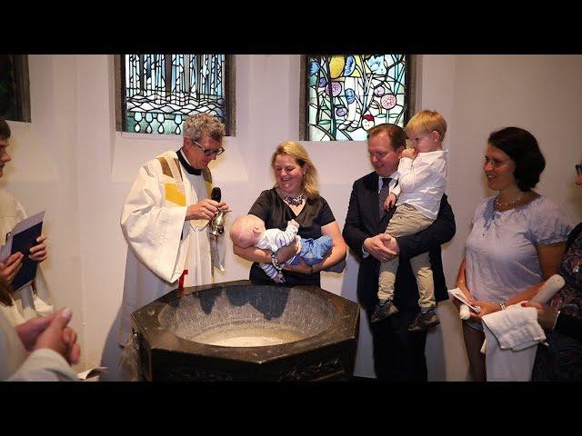 Taufe – aufgenommen in die Kirche