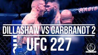 "Dillashaw vs Garbrandt 2   UFC 227 PROMO TRAILER   ""Do Something About It"""