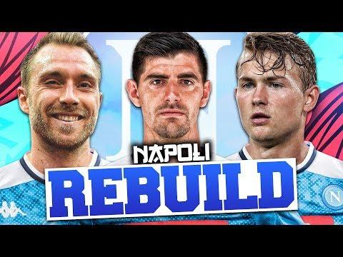 REBUILDING NAPOLI!!! FIFA 20 Career Mode