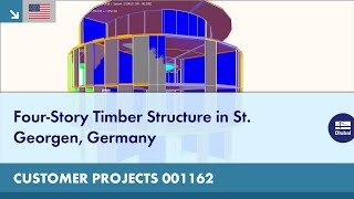 CP 001162 | Four-Story Timber Structure in St. Georgen, Germany