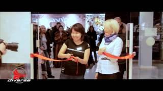 Открытие магазина одежды DIVERSE в Якутске
