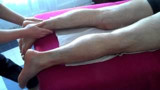 Massage Bien-être Jambes Et Pieds