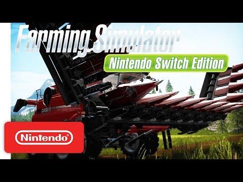 Farming Simulator Nintendo Switch Edition - Launch Trailer