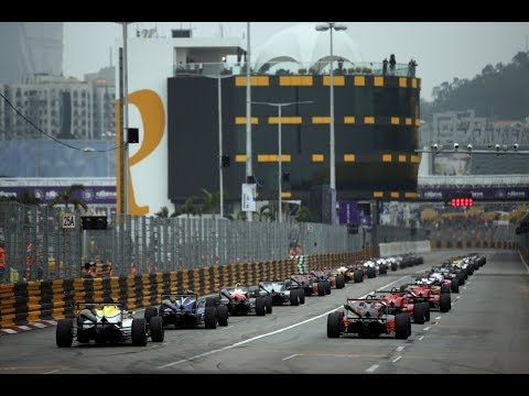 The 2018 Macau Grand Prix is here!