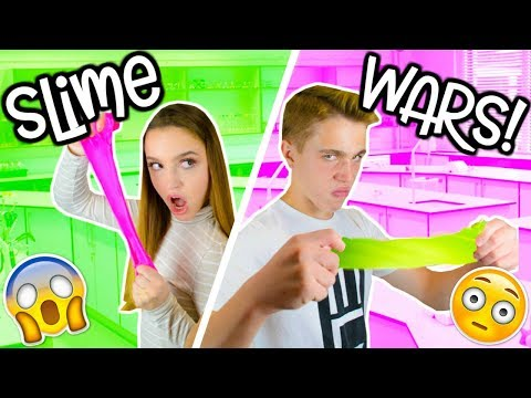 SIBLING SLIME WARS!!
