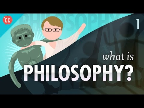 What is Philosophy?: Crash Course Philosophy #1