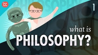 What is Philosophy?: Crash Course Philosophy #1 - Download this Video in MP3, M4A, WEBM, MP4, 3GP