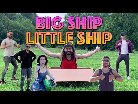 ALESTORM - Big Ship Little Ship (Official Video) | Napalm Records online metal music video by ALESTORM