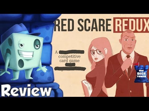 Red Scare Redux Review - with Tom Vasel