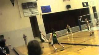 Eureka County High School Jr High Volleyball Runners-Up 2011