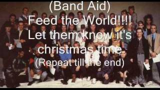 Band Aid - Do They Know It's Christmas video
