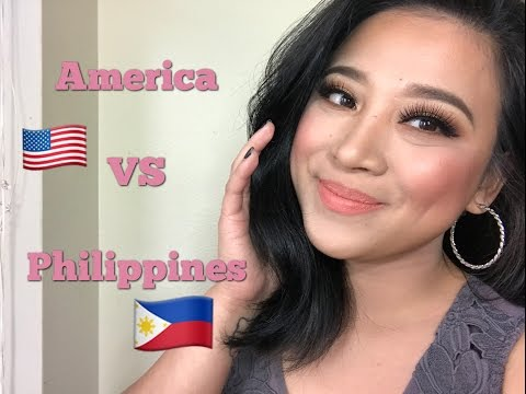 , title : 'Philippines VS America  | Standards of Beauty