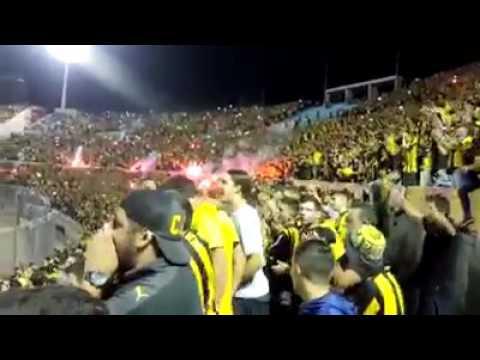 """""""Hinchada de peñarol - peñarol vs nacional apertura 2017"""" Barra: Barra Amsterdam • Club: Peñarol"""