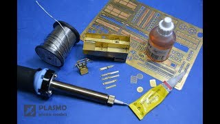 Download Video Soldering photo-etched parts for beginners - Great Guide MP3 3GP MP4