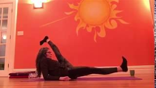 Leg and Core Work