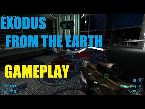 Exodus from the Earth Gameplay [PC HD]