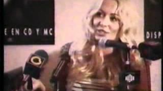MARTA SANCHEZ PROMOCIONA SU ALBUM AZABACHE EN VENEZUELA