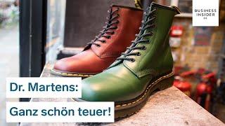 Dr. Martens: Darum sind die Kult-Schuhe heute fünfmal so teuer wie früher | Ganz schön teuer!