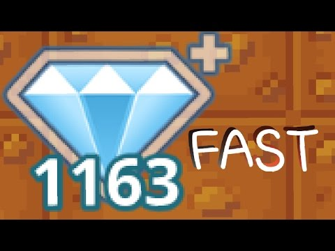 Video How to get gems fast early on in Pixel Worlds!